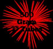 """500 Gram 3"""" Tubes"""